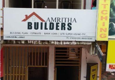 Amritha Builders Haripad