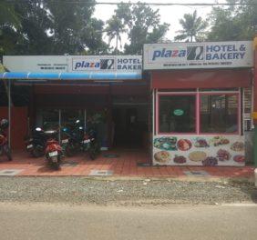 plaza hotel and bakery