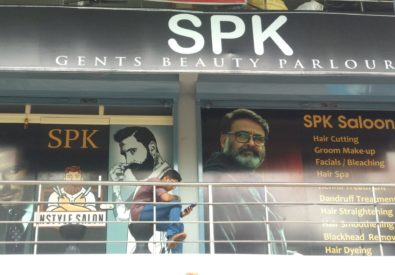 S P K gents beauty parlor