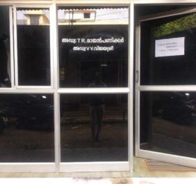 Advocate TR Rajan panicker