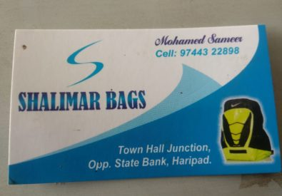 shalimars bag shop
