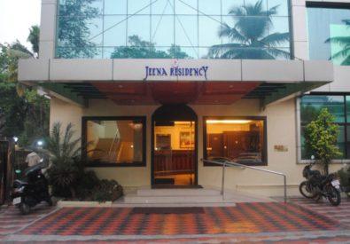 Jeena Residency Hotel Haripad