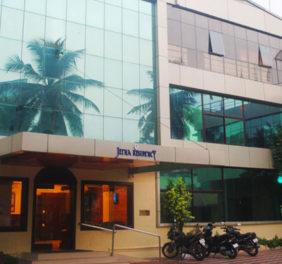 Hotel Jeena Residency Haripad