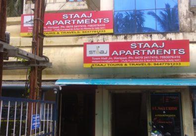 Staaj apartments
