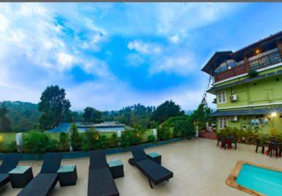 Girassol The Hill Villa