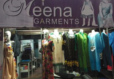 Meena garments danapady