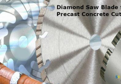 Diamond Saw Blade for Precast Concrete Cutting   SB Diamond Tools