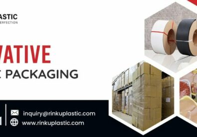 PP Strapping Bands Manufacturer   Rinku Plastic