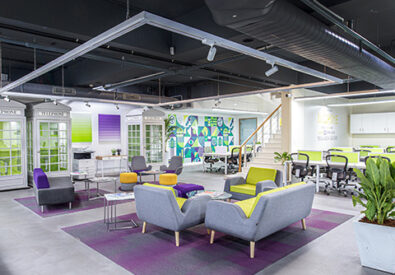 nuBase: A Coworking Space