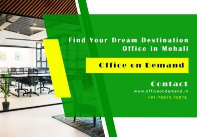 Coworking Space for Rent in Zirakpur
