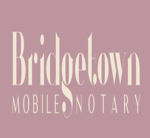 Committed To Excellent Service Mobile Notary & Loan Signing